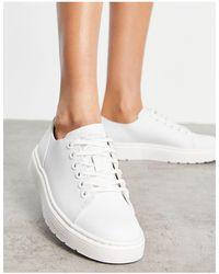 Dr. Martens – Dante – Schuhe - Weiß
