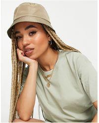 ASOS Nylon Bucket Hat - Multicolour