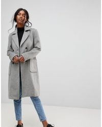 B.Young - Classic Belted Coat - Lyst