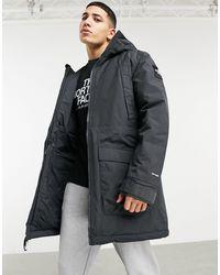 The North Face Темно-серая Куртка Storm Peak-серый