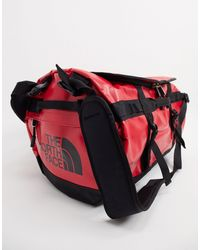 The North Face Base Camp Small Duffel Bag 50l - Red