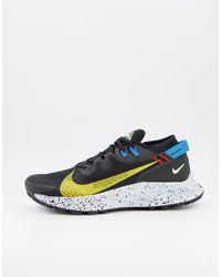 Nike Pegasus Trail 2 Trainers - Black