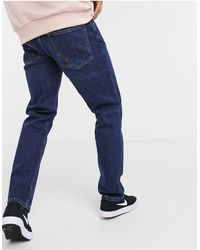 Wrangler Arizona - Straight-fit Jeans - Blauw