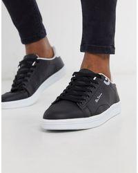 Ben Sherman Zapatillas negras - Negro