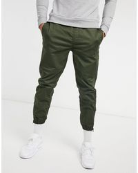 Tom Tailor Cargo jogger - Green