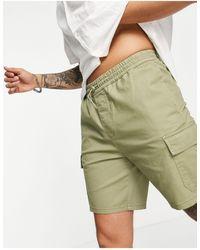 ASOS Cargo Shorts - Green
