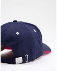 Ben Sherman Script Logo Cap - Blue