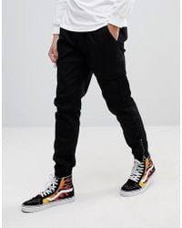 FairPlay - Cargo Joggers In Skinny Fit - Lyst