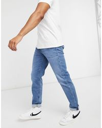 Lee Jeans Austin Slim Fit Jeans - Blue