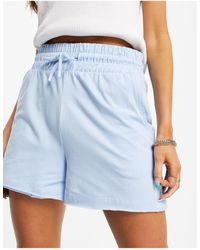 Chelsea Peers Short confort - pâle - Bleu