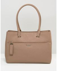 Modalu - Leather Tote Bag - Lyst