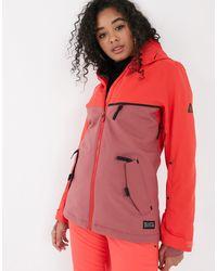 Billabong Eclipse Ski Jacket - Red