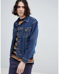 Lee Jeans - Oversized Rider Denim Jacket - Lyst