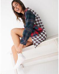Lauren by Ralph Lauren Sleepshirt - Multicolour