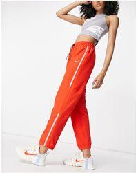 Nike - Красные Штаны Nike Pro Training-красный - Lyst