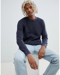 Calvin Klein - Long Sleeve Jumper - Lyst