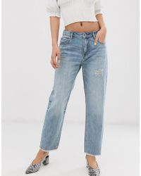Sass & Bide Motion of colour - Mom jeans