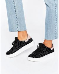 Blink | Leopard Flock Trainers | Lyst