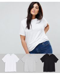 ASOS - Ultimate T-shirt With Crew Neck 3 Pack Save 25% - Lyst