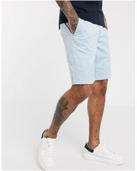 Ted Baker – Chino-Shorts - Blau