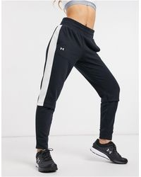 Under Armour Training Rival Terry joggers - Black