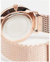 Michael Kors Золотисто-розовые Часы Mk4340 Pyper-золотистый - Металлик