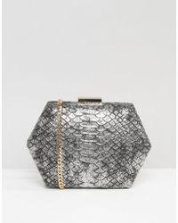 Claudia Canova - Box Clutch Bag - Lyst