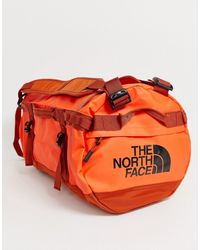The North Face Оранжевая Сумка Дафл Base Camp - Оранжевый