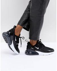 Nike Air Max 270 Trainers - Black