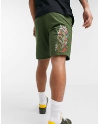 ASOS Pantalones cortos cargo - Verde