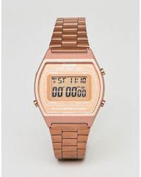 G-Shock - B640wc-1fr Digital Bracelet Watch In Rose Gold - Lyst