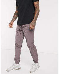 River Island Concept Track sweatpants - Purple