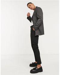 Reclaimed (vintage) Blazer - Grey
