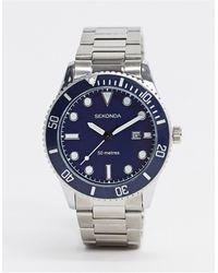 Sekonda Bracelet Watch - Metallic