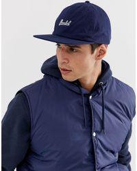 Herschel Supply Co. Albert - Casquette ajustable - Bleu marine