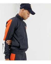 c01a6f8b Nfl Chicago Bears Track Jacket Exclusive To Asos - Blue
