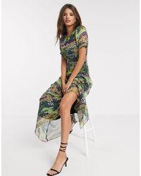 Y.A.S Maxi Dress - Green