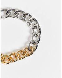 TOPSHOP Chain Bracelet - Metallic