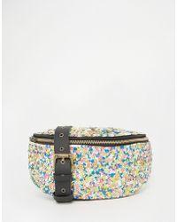 ASOS - Bum Bag With Sequin Embellishment - Lyst