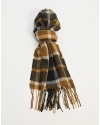 ASOS Blanket Scarf - Brown