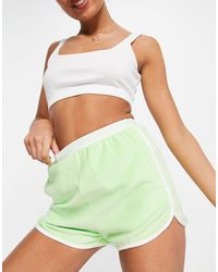 Pimkie Co-ord Shorts - Green