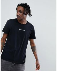 DC Shoes - Craigburn T-shirt With Chest Logo In Black - Lyst