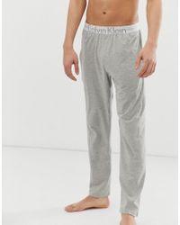 Calvin Klein Штаны Для Дома - Серый
