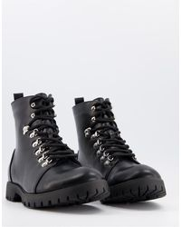 Truffle Collection Черные Походные Ботинки -черный Цвет