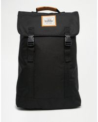 Workshop Double Strap Backpack - Black