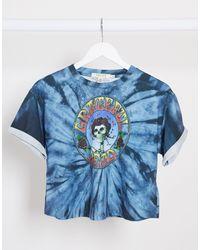 Alice + Olivia Jeans - Tommy - T-shirt - Bleu