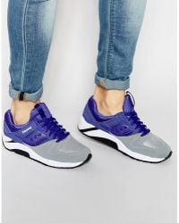 Saucony Grid 9000 Sneakers - Blue