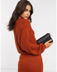 ASOS Co-ord Sweater - Red