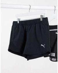 PUMA - Active Essentials Training Shorts - Lyst