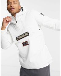Napapijri Rainforest Winter Jacket - White